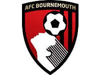 AFC Bournemouth v Blackburn Ticket