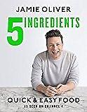 5 Ingredients - Quick & Easy Food Jamie oliver BRAND NEW