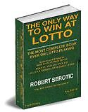 Winning Lotto Book by Robert Serotic - Play Smart Lotto Gold Coast Region Preview