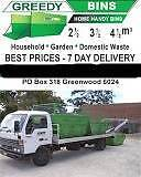 GREEDY BINS, SKIP BIN HIRE, RUBBISH REMOVAL, LOAD'N'GO Stirling Stirling Area Preview