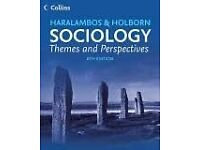 Sociology themes and perspective 8th ed