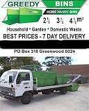 GREEDY BINS, SKIP BIN HIRE, RUBBISH REMOVAL, LOAD'N'GO Greenwood Joondalup Area Preview