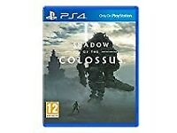 Shadow of colossus (brand new) Cheap