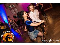 Salsa Dancing London
