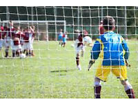 Goalkeeper wanted for Junior Football team - aged 8-9 current Year 4 Old Trafford - Goalie players