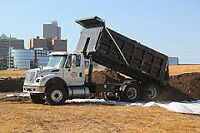 GRAVEL TRUCK/BOBCAT SERVICE FOR HIRE
