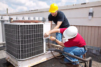 Air conditioning repair or replacement