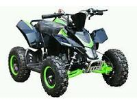 New 50cc Sx racing style quad bikes