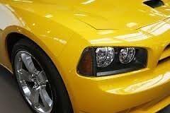 Headlight restoration and detailing. Minor auto body repair