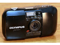 Olympus 35mm Compact camera