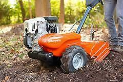 *** 2016 new HUSQVARNA rear tine Tiller ***
