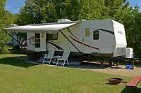 26ft RV rental 95$ per nite  booking weekly for summer