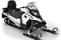 2015 SKI DOO 600 ACE  EXPEDITIONS