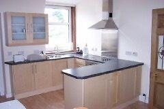 2 & 3 bedroom flats to rent, £60 per night, Parking & Wifi. Aberdeen