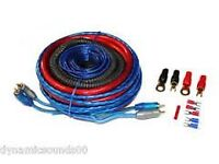 Autoleads PC4-60CCA 4 Gauge 750W Complete Amplifier Wiring Kit