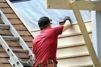siding and roofing touch up and repair