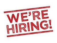 Head chef and sous chef positions available