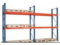 Industrial Racking - 3 Bays