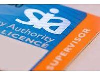Self employed, SIA Security/ Door Supervisor, looking for jobs
