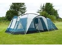 Havana 6 Tent with accessories in good condition for sale