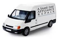 Appliance repair - affordable quality service