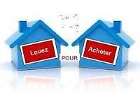 Nous Cherchons Maison a Louer Avec  Option D'achats Bon Prix