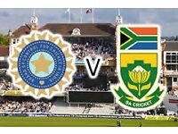 India vs South Africa ICC Champions Trophy Match @ The Oval - 2 x Gold Tickets, Seated Together