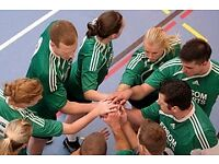 Attention ladies who love sport! Try korfball – a mixed sex sport similar to netball & basketball