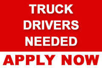 DZ DRIVERS NEEDED - CALL TODAY!!