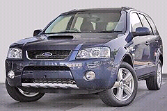 2008 TERRITORY TURBO AWD West Melbourne Melbourne City Preview