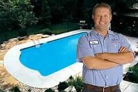 Above ground pool installer wanted