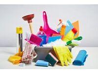 Cleaner wanted 2/4 hours per week £10 per hour