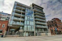 Luxurious Downtown Fashion House Condo On King West