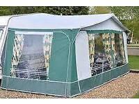 Dorema caravan awning excellent condition