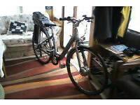Giant hybrid electric bike