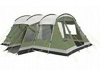 Outwell Montana 6 man tent and loads of camping gear