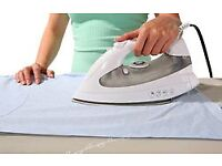 Commercial Ironing Needed - 50p per item - 100-300 items per week
