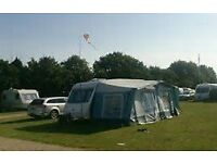 Cheap camping and touring pitches - Breydon Water from £5.60 per night