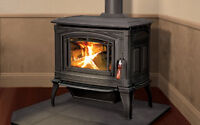 Wood, Gas and Pellet Stoves and Fireplaces