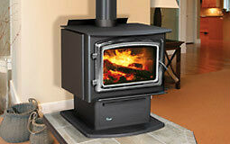 CANADIAN MADE ENVIRO WOOD STOVES AND INSERTS
