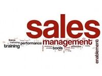 EXPERIENCED SALES MANAGER - BARS/RESTAURANTS UP TO 40K PER ANNUM