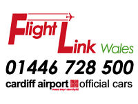 Fleet Taxi Drivers Required at Cardiff Airport