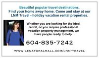 List your Home with LNM Travel - HVRP