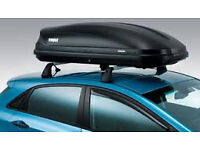 Roofbox Hire - West London
