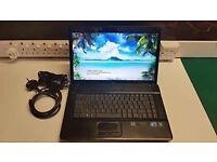 cheap fast HP Compaq laptop