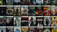 Big List of Xbox360 games new and used for sale  *CHEAP*