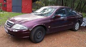 1998 Ford Fairmont Australind Harvey Area Preview