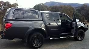 2014 Mitsubishi Triton Ute Banks Tuggeranong Preview