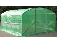 polytunnel cover 4 x 3.5 m