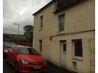 MUST BE SOLD £35,000 2 BED TERRACED IN SANQUHAR, DUMFRIESSHIRE SOUTHERN UPLAND WAY.